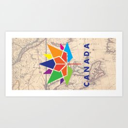 Canada - Nova Scotia Art Print