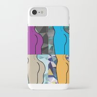 booty iPhone & iPod Cases featuring Booty-ful  by MischievousDesign