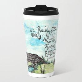 Building Bridges Travel Mug