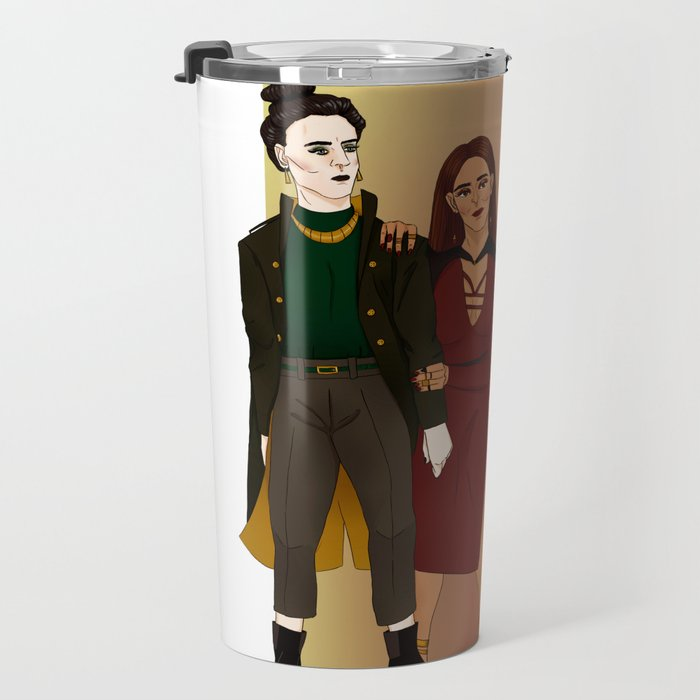 magic squad Travel Mug