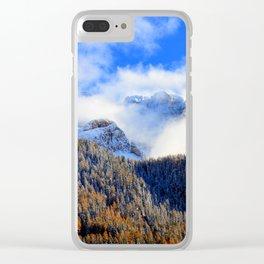 Landscape CX Clear iPhone Case