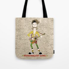 Gogol Bordello Eugene Hütz Gypsy Punk Tote Bag