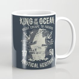 King of the Ocean Coffee Mug