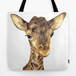 Giraffe#2 Tote Bag
