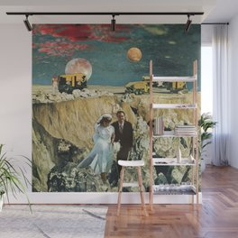 A couple Wall Mural