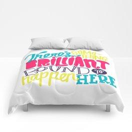 Bound To Happen Comforters