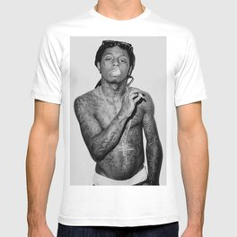 Lil Wayn-e Poster Canvas Painting Posters And Prints Living Room Wall Art Pictures Home Decoration T-shirt