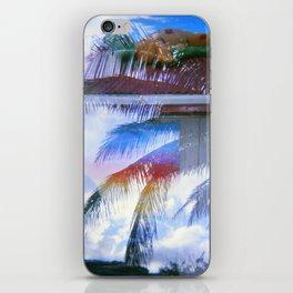 Bow to Rainbow iPhone Skin