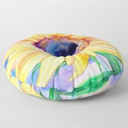 Zonnebloem Floor Pillow