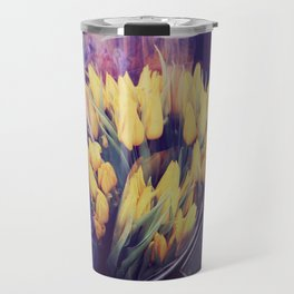 Yellow Tulips from Notting Hill Travel Mug
