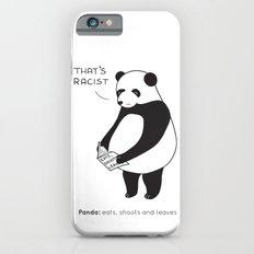 Pandas not Guns iPhone 6s Slim Case