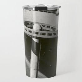 Spider Space Station Travel Mug