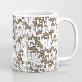 Beech Mushrooms Coffee Mug