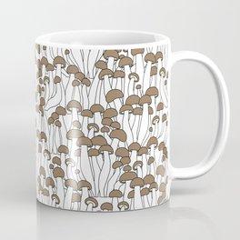 Beech Mushrooms Coffee Mug