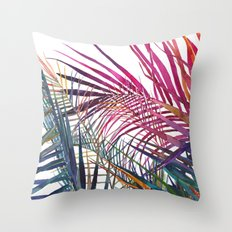 The jungle vol 1 Throw Pillow