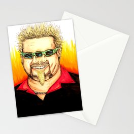 Flavor Town Stationery Cards