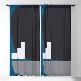 Shape study #4 - Stackable Collection Blackout Curtain