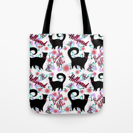 A Purrrfect Toast!! Tote Bag
