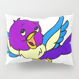 Happy birdie Pillow Sham
