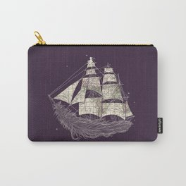 Wherever the wind blows Carry-All Pouch