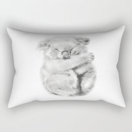 koala bear Rectangular Pillow