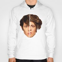 tegan and sara Hoodies featuring TEGAN AND SARA by MGNFQ