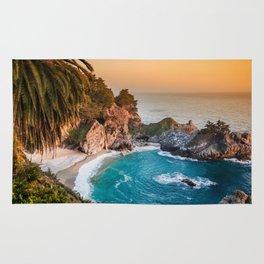 Hidden Cove Sunset Rug