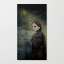 Whitechapel Canvas Print