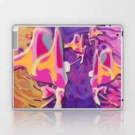 Colorful butterflies Laptop & iPad Skin