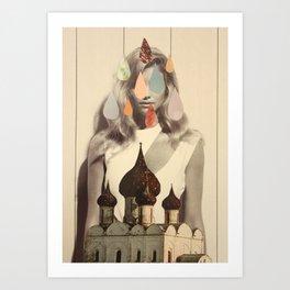 quatre Art Print