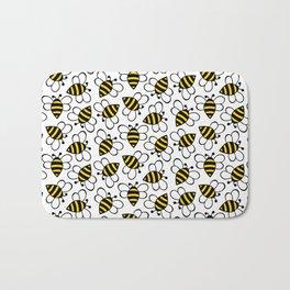 Sweet Bees Bath Mat