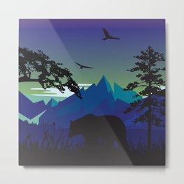 My Nature Collection No. 44 Metal Print
