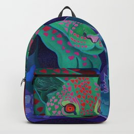 Whispers of the night. Backpack