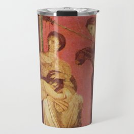 Villa Of Mysteries Pompeii Travel Mug