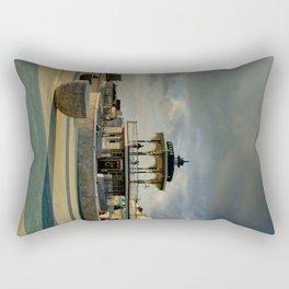 Brighton Bandstand Rectangular Pillow