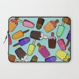Popsicle Icecream Pattern Home Wall Art Decoration Modern Minimal Style Laptop Sleeve