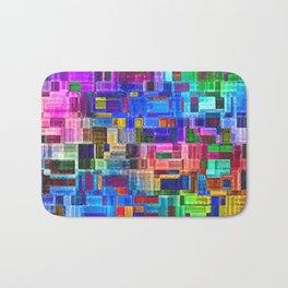 Abstract Background 375 Bath Mat