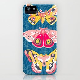 Butterfly Illustration // Insect Illustration iPhone Case