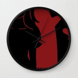 Unhealthy Wall Clock