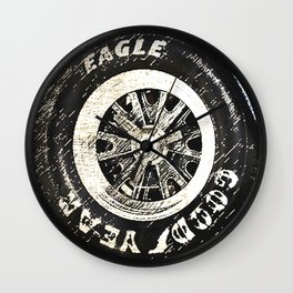 Goodyear Company Wall Clock