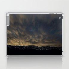 Meteor Over The Bridgers Laptop & iPad Skin