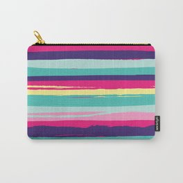 Stripe Play Carry-All Pouch