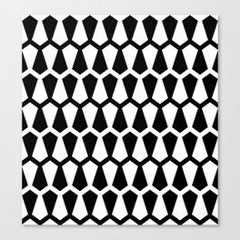 Graphic_Black&White #5 Canvas Print