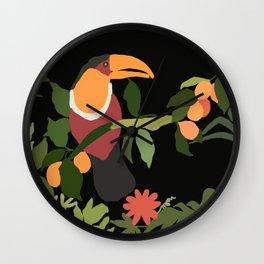 Jungle theme  Wall Clock