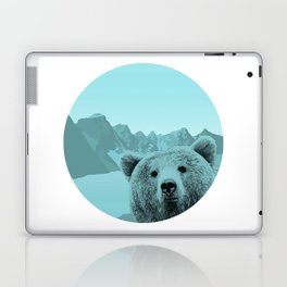 Bear With Me Laptop & iPad Skin