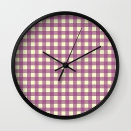 CHECK PLEASE Wall Clock