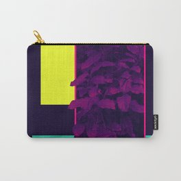 Neon Bush #society6 #retro Carry-All Pouch