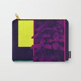 Neon Bush #society6 #retro Carry-All Pouch
