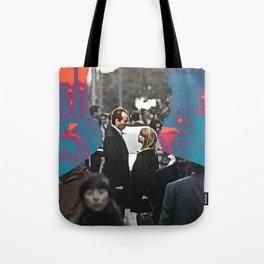 Lost translator Tote Bag