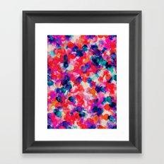 Filigree Framed Art Print